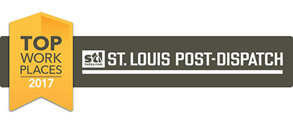 St. Louis Post Dispatch Top Places to Work 2017