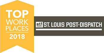 St. Louis Post Dispatch Top Places to Work 2018